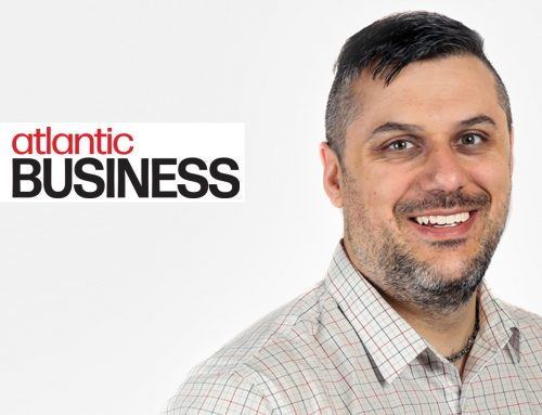 Atlantic Business Magazine Profiles SnapAP Co-Founder & CEO